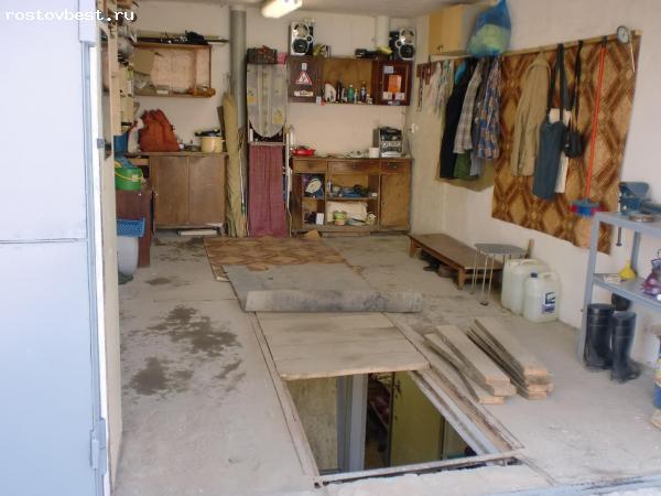 Второй уровень в гараже